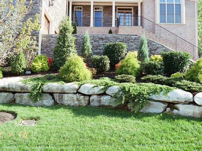 Decorating Ideas For Front Home Garden