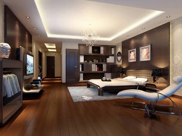Decorating Ideas To Make Bedroom Look Luxury