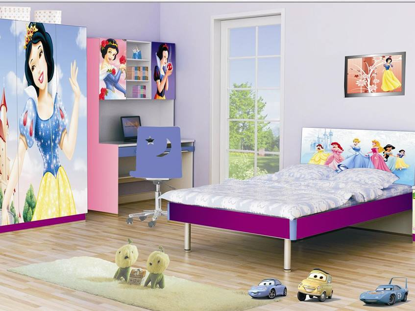 Decorative Furniture For Cute Girl Bedroom