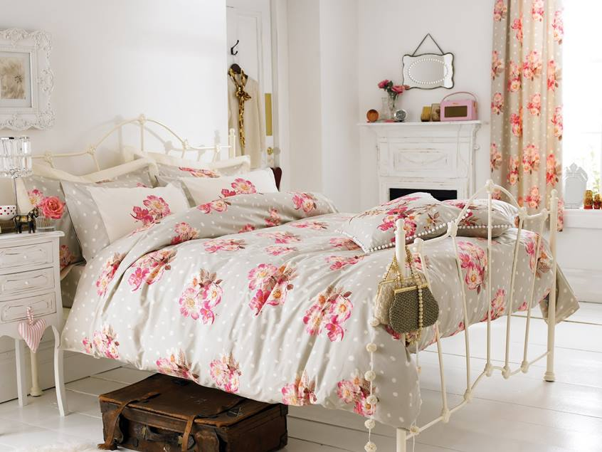 Decorative Furniture For Shabby Chic Bedroom