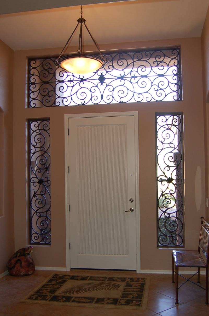 Decorative Trellis Design For Front House
