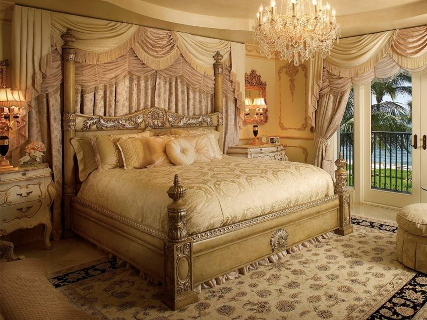 Design Idea For Luxury Bedroom
