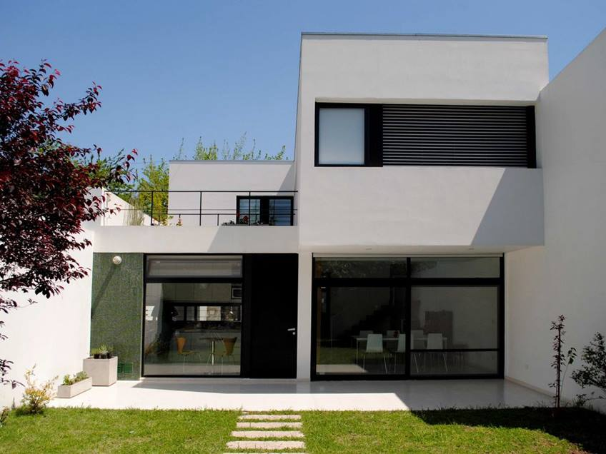 Design Inspiration For Minimalist Home Exterior