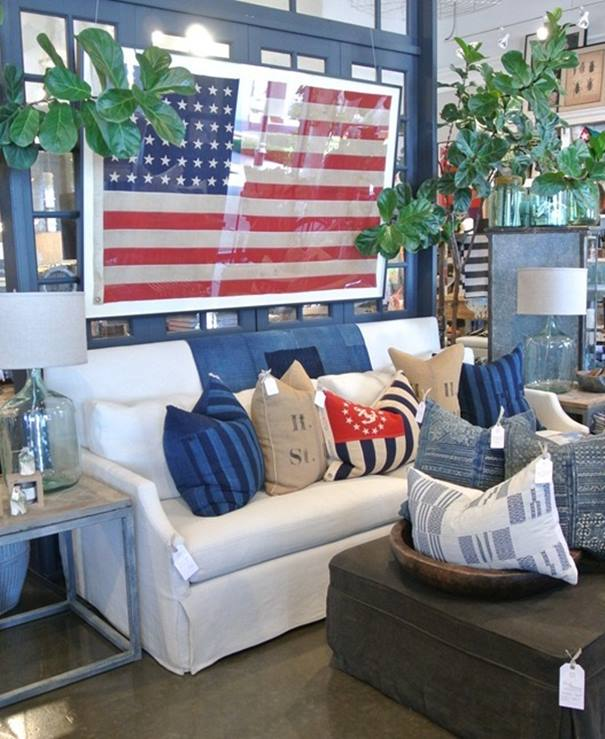 ... Goods Design For Americana Home Decor ...