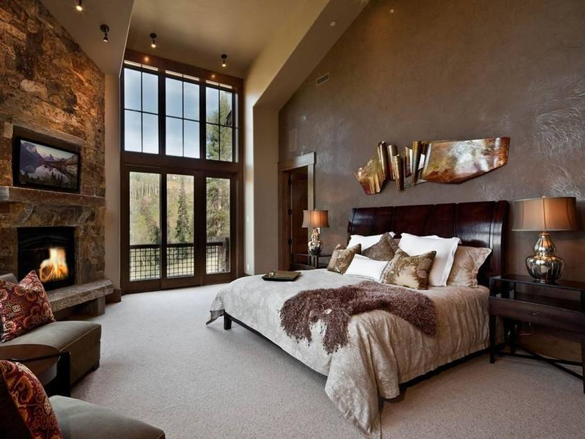 How To Decorate Luxury Main Bedroom