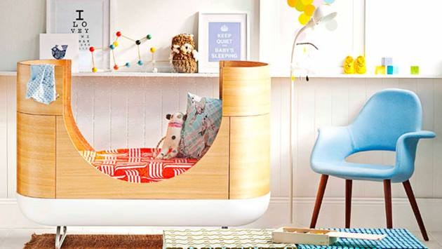 Kids Furniture With Bright Color