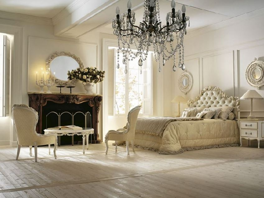 Luxury Bedroom Design With Classic Style