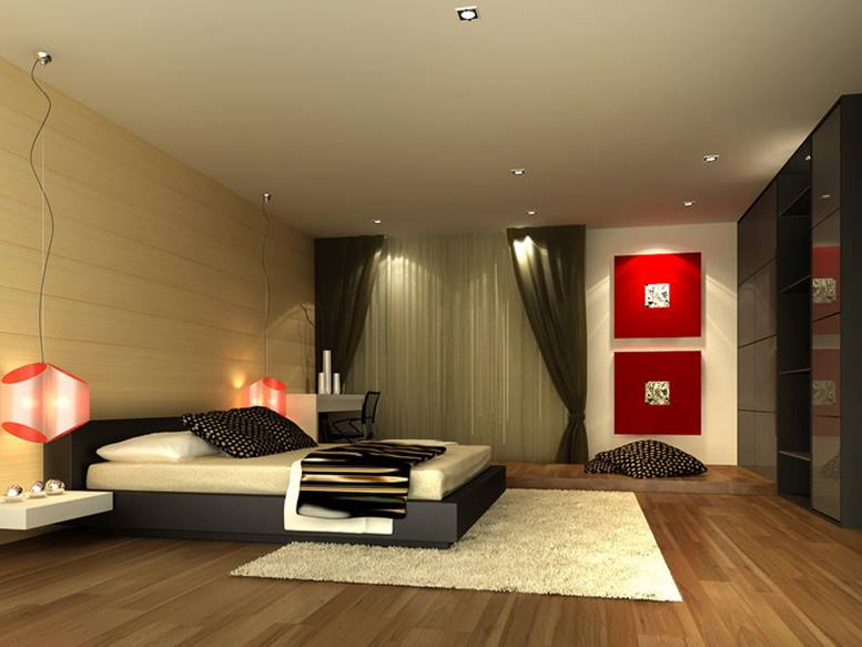 Luxury Bedroom Paint Color Combination
