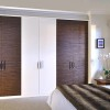 Luxury Bedroom Wardrobe Color Combination