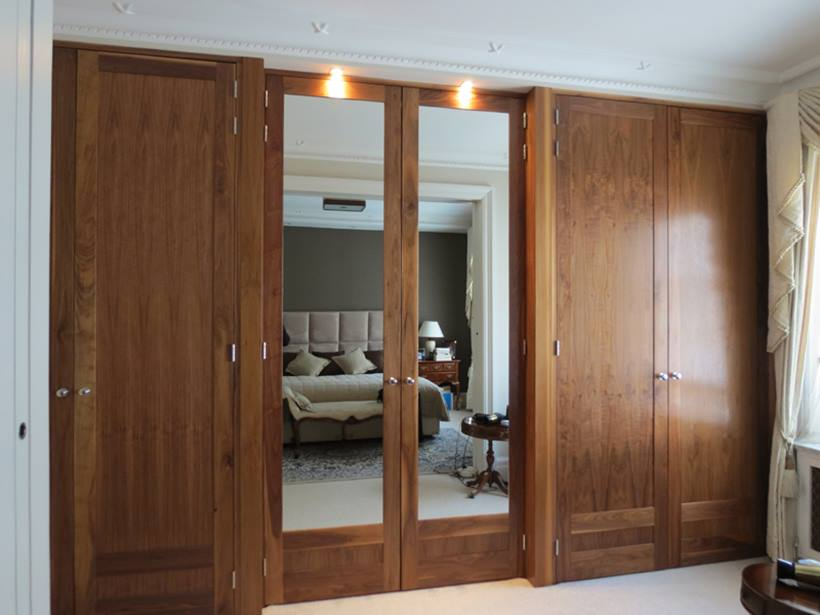 Luxury Bedroom Wardrobe Design Model