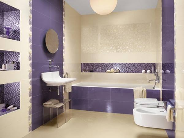 Luxury Color Combination For DIY Bathroom