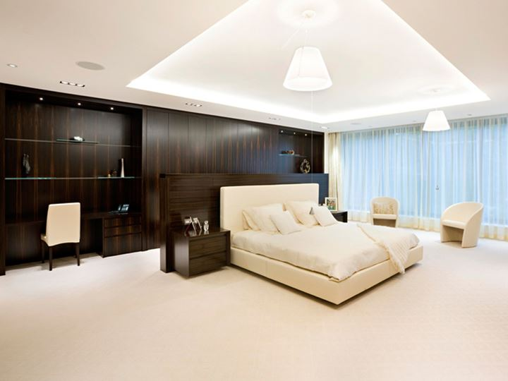 Minimalist Design For Luxury Bedroom Interior
