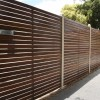 Minimalist Wooden Fence Design For Home Decor