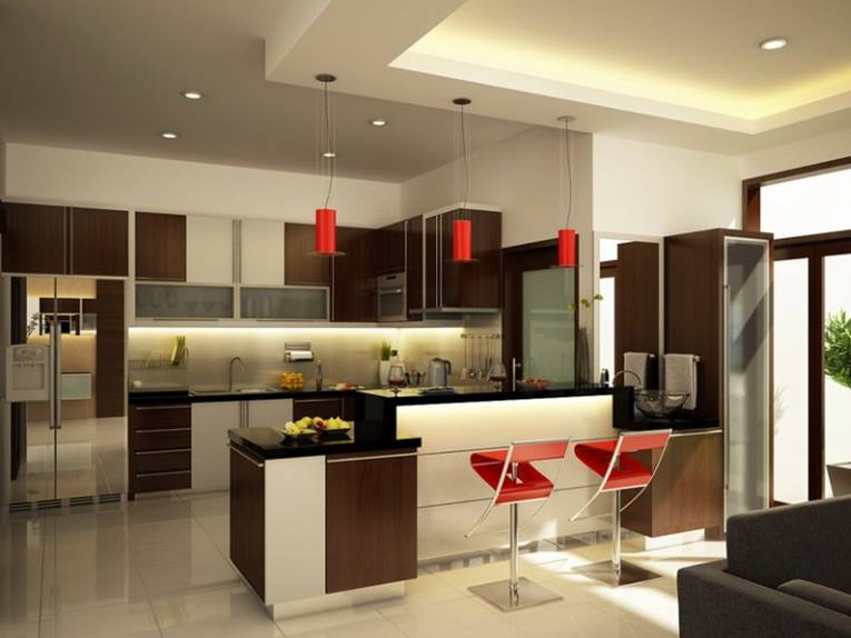 Modern Furniture Idea For Affordable Kitchen Decor