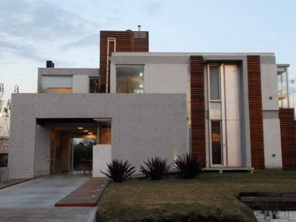 Contemporary Home Exterior Design Idea | 4 Home Ideas