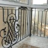 Modern Trellis Design From Black Iron