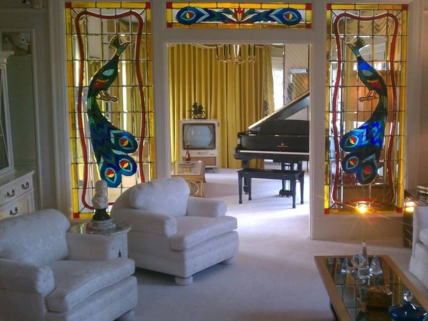 Nice Peacock Home Interior Decor Idea