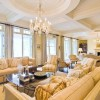 Open Living Room Design With Formal Style