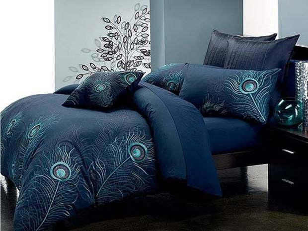 Peacock Home Decor For Bedroom Interior - 2020 Ideas
