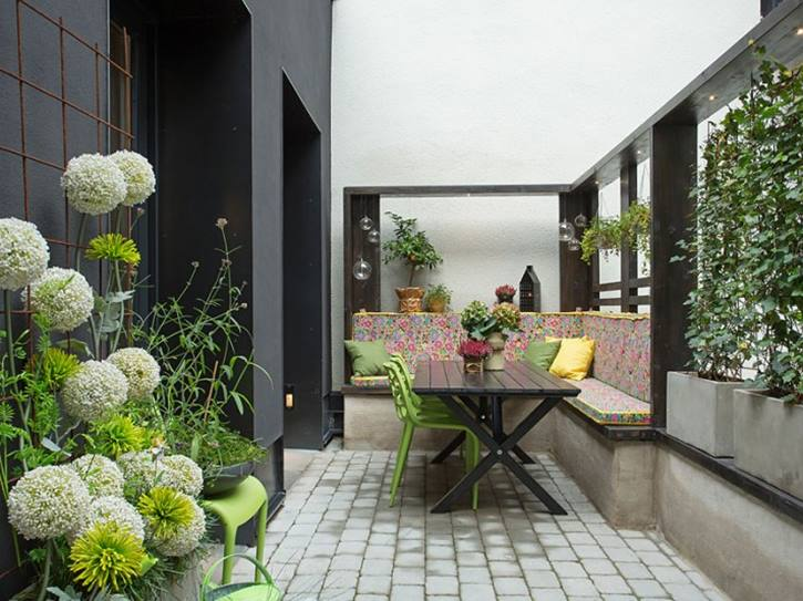 Small Garden Design For Home Interior