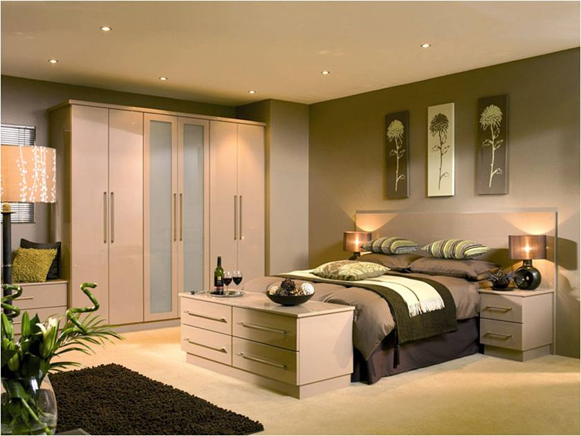 Top Luxury Bedroom Paint Color Idea