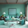 Urban Home Decor With Turquoise Color