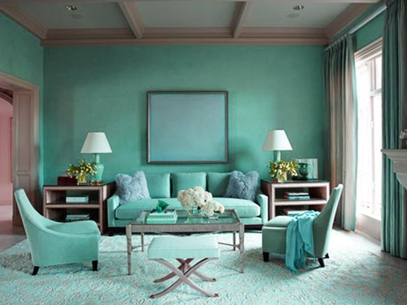 turquoise paint color for trend minimalist house 4 home ideas