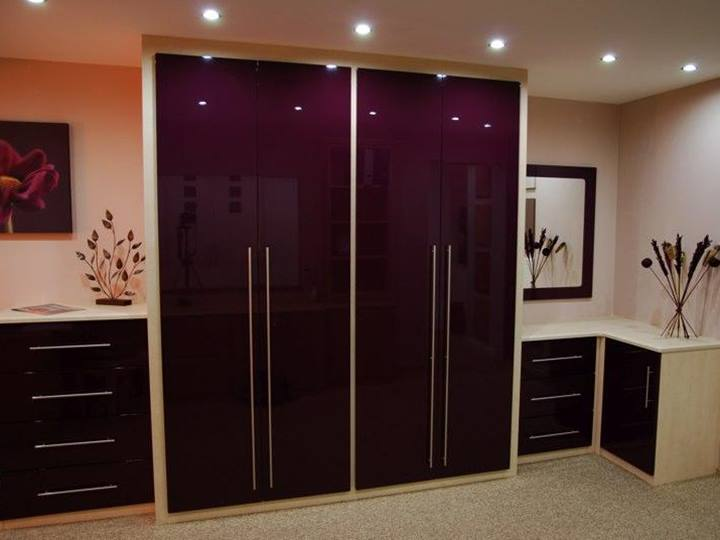 Wardrobe Design To Make Bedroom Look Elegant