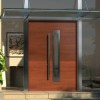 Wooden Door Design For Minimalist House