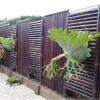 Bamboo Fence Paint Color Idea