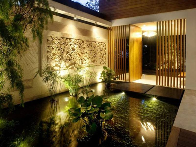 Indoor garden design for affordable home decor 4 home ideas for Affordable home accents