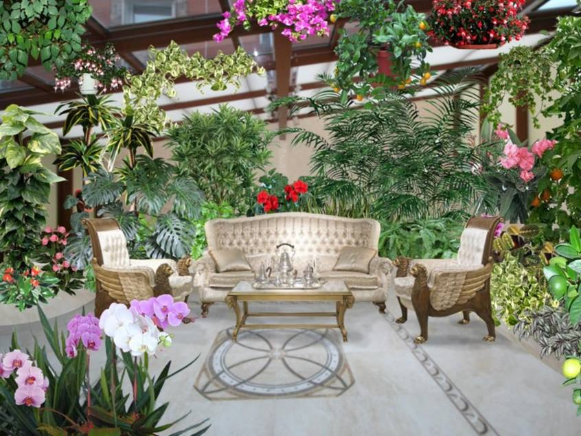 How to organize indoor garden in your home 4 home ideas for How to make an indoor garden