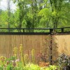 Beautiful Modern Bamboo Fence Model