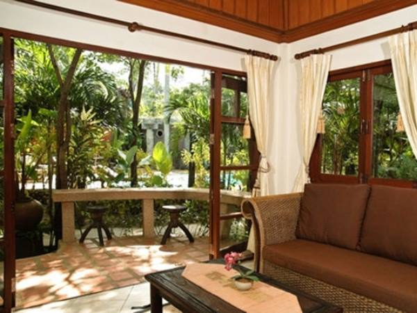 Beautiful Tropical Home Furniture Selection