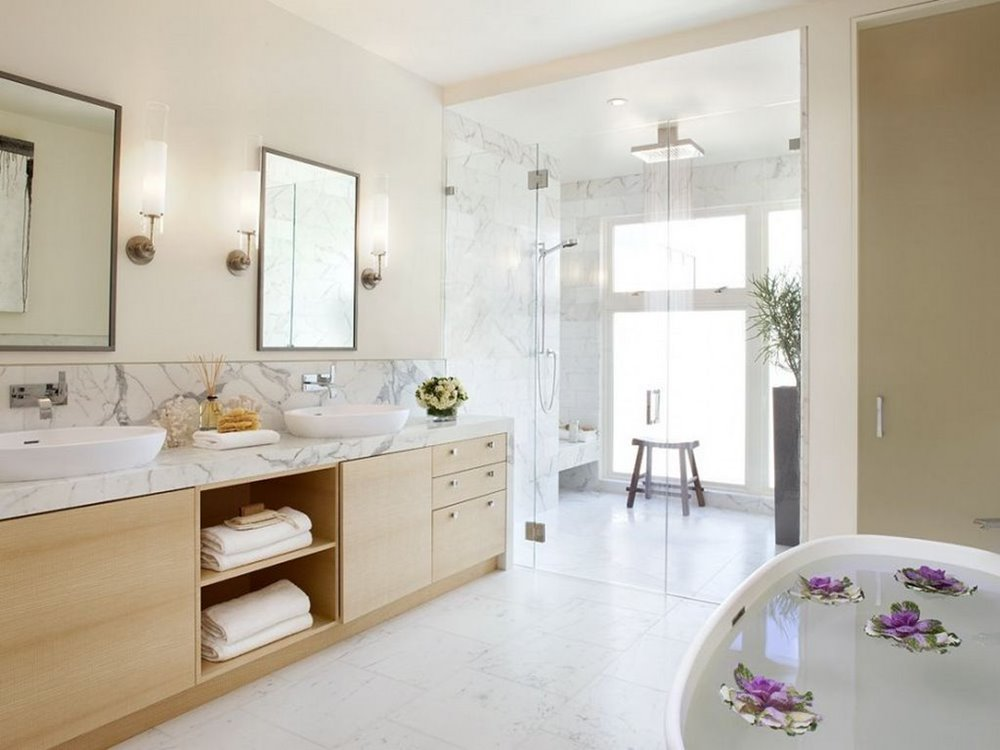 Beautiful Urban Home Decor For Bathroom