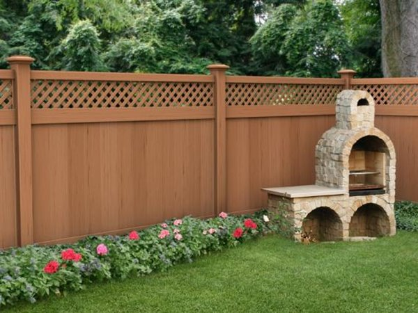 Most Popular Fence Stain Color