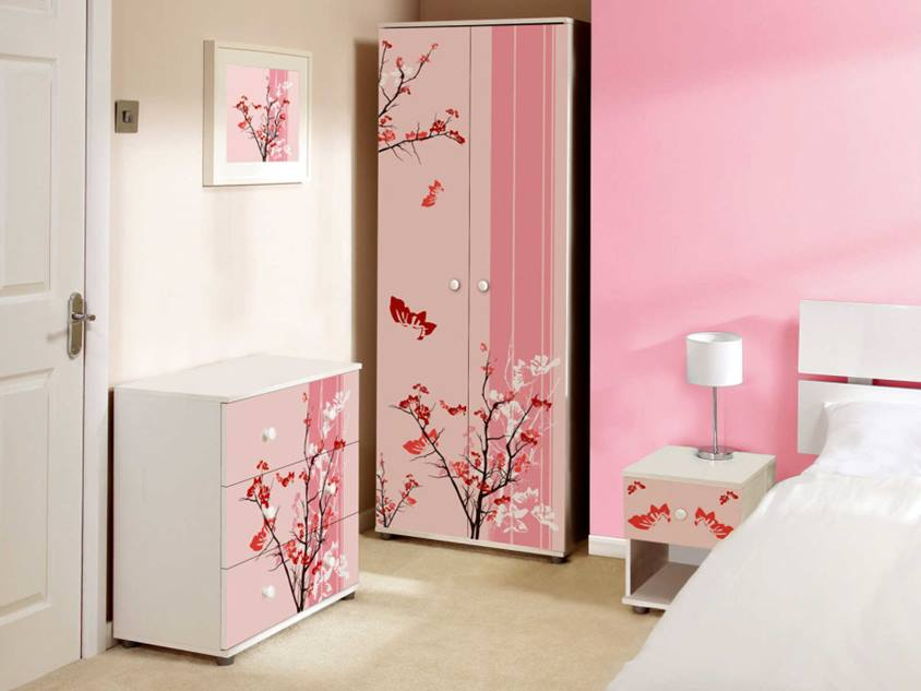 Cute Decorating Idea For Girl Bedroom