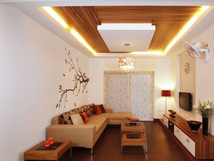 Modern Minimalist House Ceiling Model Trends