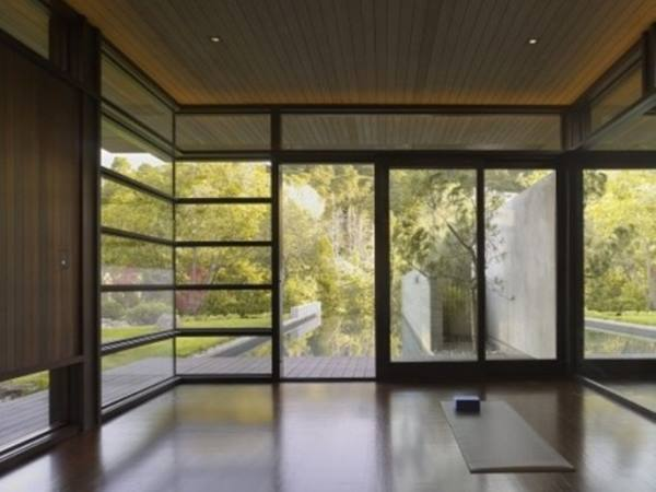 Elegant Minimalist Home Door And Windows