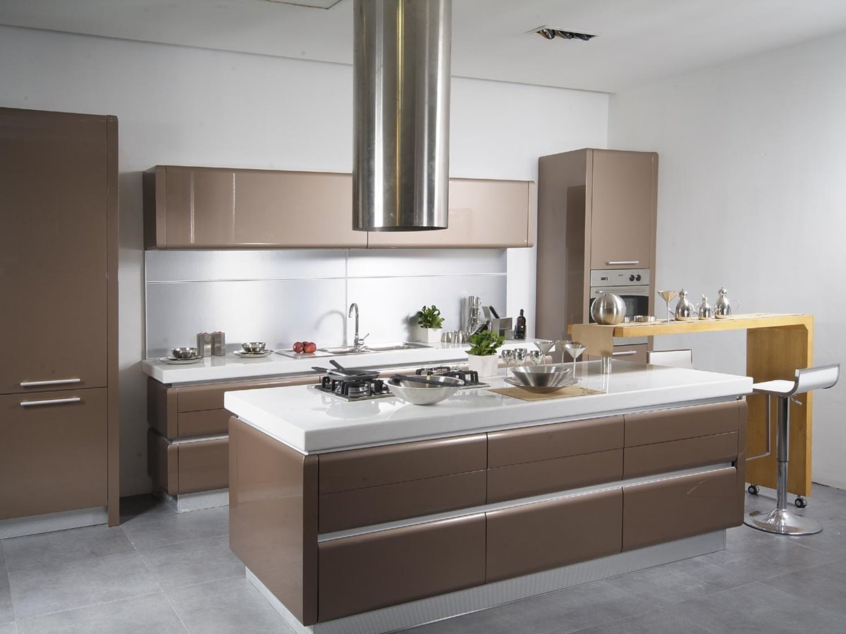 Elegant Modern Kitchen Decorating Tips