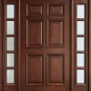 Elegant Wooden Door Design Trends
