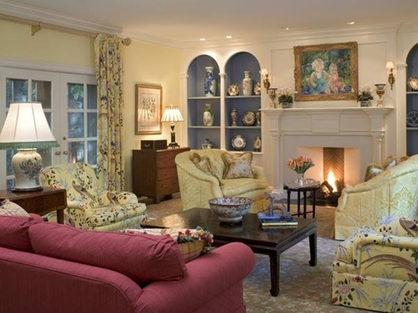 How to design formal living room interior 4 home ideas for How to select color for living room