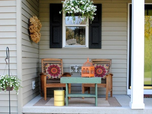 Front Porch Garden Design Tips