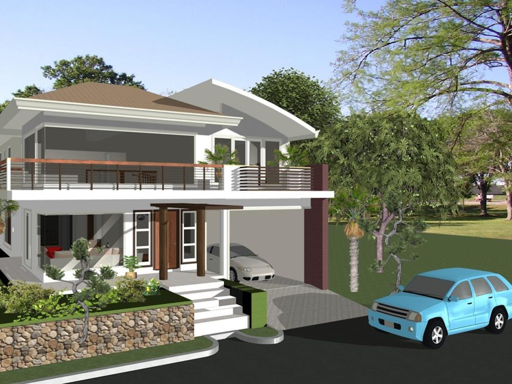 How to build dream house idea 4 home ideas Home design dream house