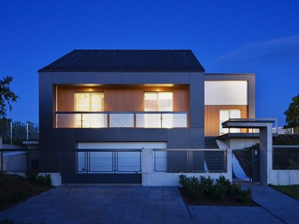 How To Build Modern Home Architecture
