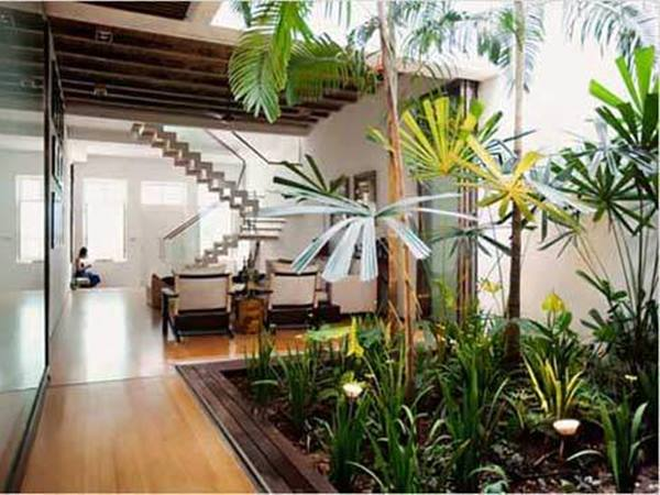 How To Create Indoor Garden Design
