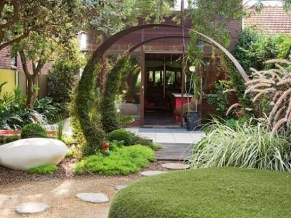 How To Create Minimalist Garden