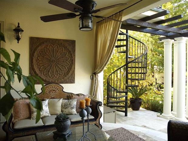 How To Create Minimalist Home Porch