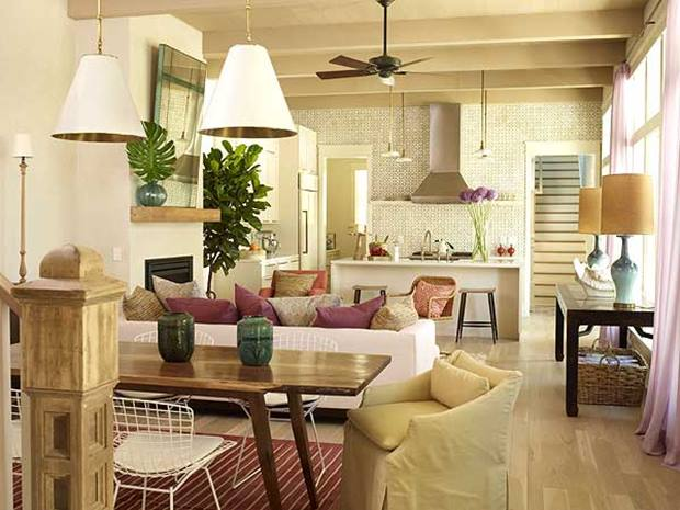 How To Decor Tropical Home