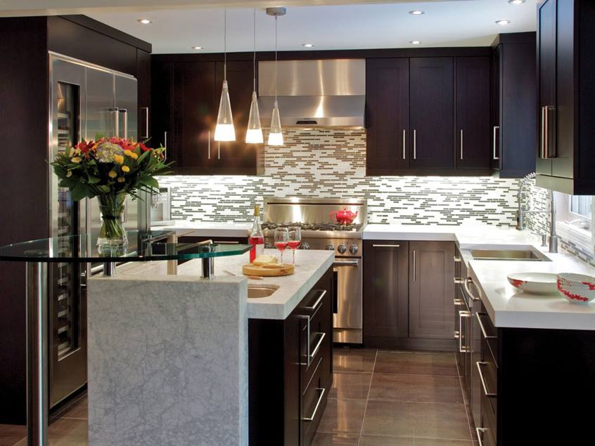 How To Make Modern Kitchen Look Elegant
